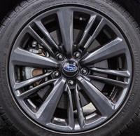 Subaru Alloy Wheel Paint Wrx Gun Metal Quiktouch Professional