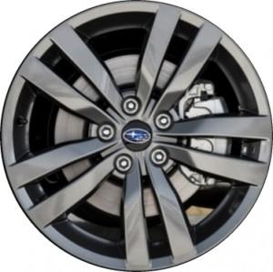 Subaru Alloy Wheel Paint Wrx Gray Quiktouch Professional Car